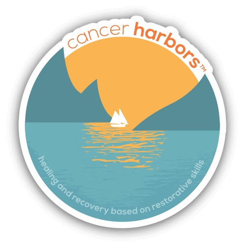 Cancer Harbors [logo outlined]